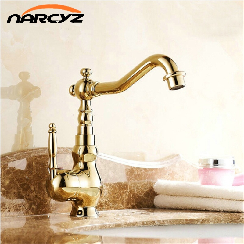 2016 Gold The best price hottest new coming torneira kitchen faucet XR GZ 8102K
