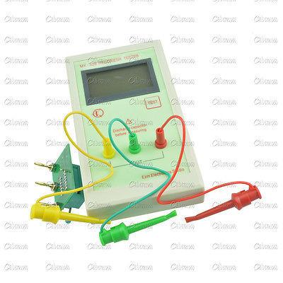 MK-328 TR\LCR\ESR Transistor LCR ESR tester semiconductor device analyzer