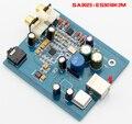 K. GuSS SA9023 + ES9023 (ou SA9023 + ES9018K2M) classe febre DAC placa de som de áudio amplificador board/caso 24Bit 96 Khz Frete grátis
