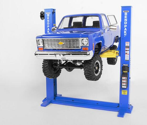1/10 1/14 1/12 scale RC DC 6X6 8X8 Metal Functional High Lift Jack Work Stand For CROSS CAPO Tamiya RC4WD Axial SCX10 Tractor Mitsubishi Pajero