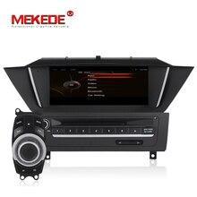 MEKEDE исходный пользовательский интерфейс системы Android DVD мультимедиа плеер для BMW X1 E84 2009-2013 с радио wifi BT GPS навигации Quad core