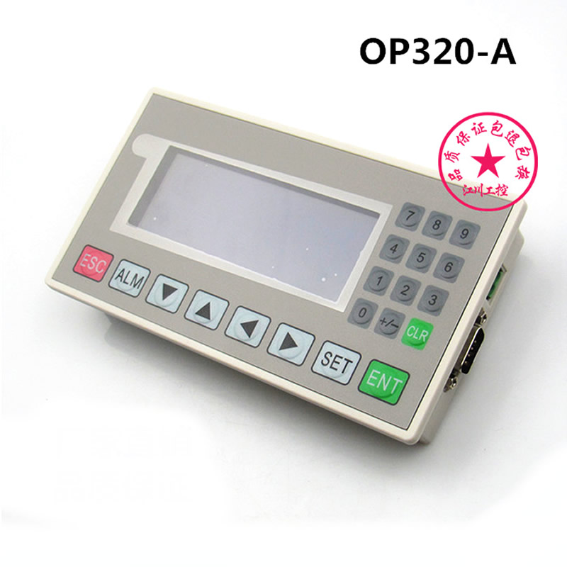 1PC USED MD306L Text Display  free shipping