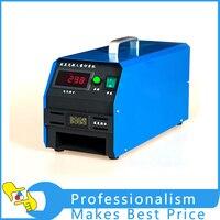 220V Digital Photosensitive Seal Flash Stamp Machine Selfinking Stamping Making Seal