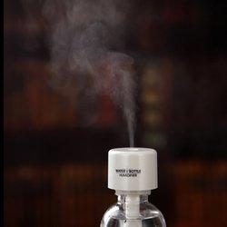 Nowy USB kreatywny kolorowy mini lampa osłona butelki nawilżacz|Nawilżacze powietrza|AGD -