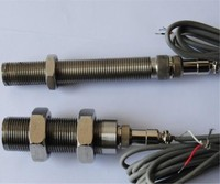 20~15000Hz variable reluctance speed   sensor   turbine   automobile   crankshaft gear camshaft measure revolution speed transducer