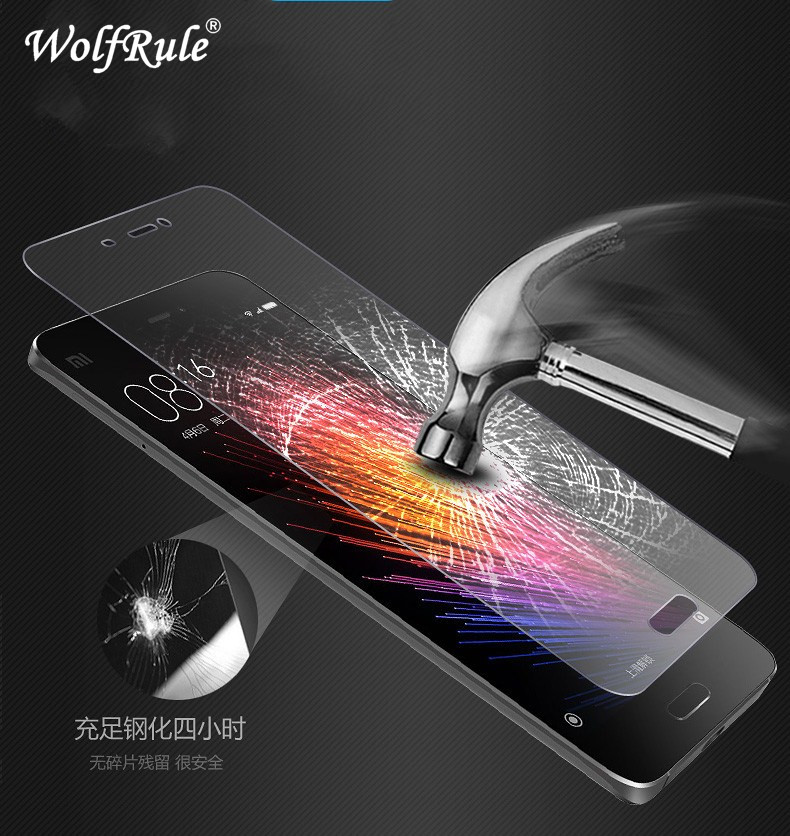 2PCS Screen Protector For Xiaomi Mi5 Glass For Xiaomi Mi 5 HD Protective Film Ultra Thin Original For Xiaomi Mi5 Tempered Glass