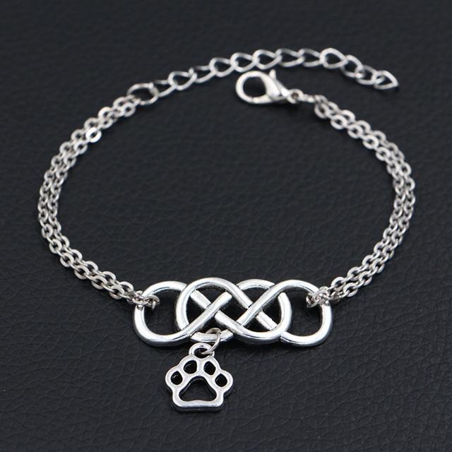Dog Paw Charms Bracelets  3