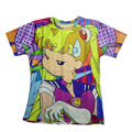 Alisister harajuku verano hombres/mujeres 3D t-shirt de impresión kawaii anime cartoon Sailor Moon camiseta ocasional marinero camisetas chica tops
