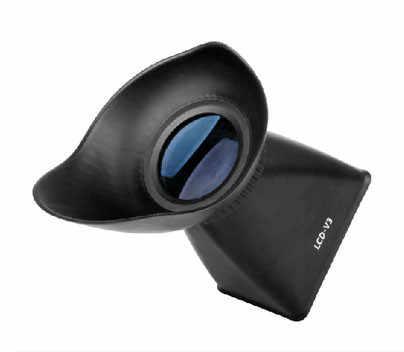 V3 LCD عدسة الكاميرا المكبر 2.8 عدسة الكاميرا لكانون 600D 650D 70D 60D T3i T4i كاميرا SLR الرقمية