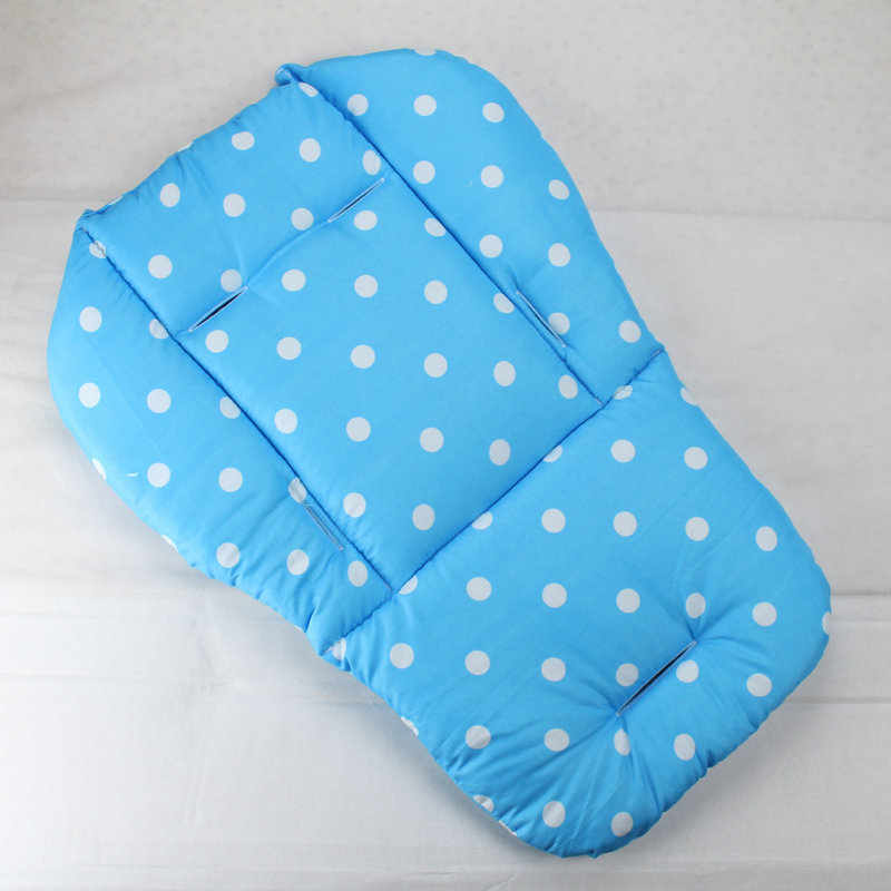 korean style cotton baby stroller thickening pad bassinet umbrella car seat cushion general. Black Bedroom Furniture Sets. Home Design Ideas