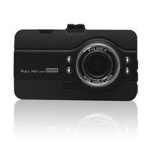 100% Оригинал Новатэк 96223 Видеорегистраторы для автомобилей 3 дюймов Full HD регистраторы видеокамера 170 градусов Широкий формат WDR G-Сенсор Ночное видение автомобиль Камера