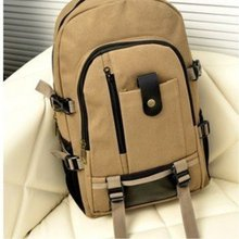 2019 Man Both Shoulders Package Leisure Time Travel Canvas anti theft Backpack school Will Capacity Student backpacks