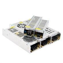 12 V Вольт Светодиодный источник питания 3A 5A 10A 15A 30A DC 12 V светодиодный адаптер Трансформаторы освещения 36W 60W 120W 150W 180W 200W 240W