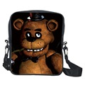 Five Nights at Freddy's Backpack Kids Bags Boys Shoulder Bag Crossbody Children School Bag