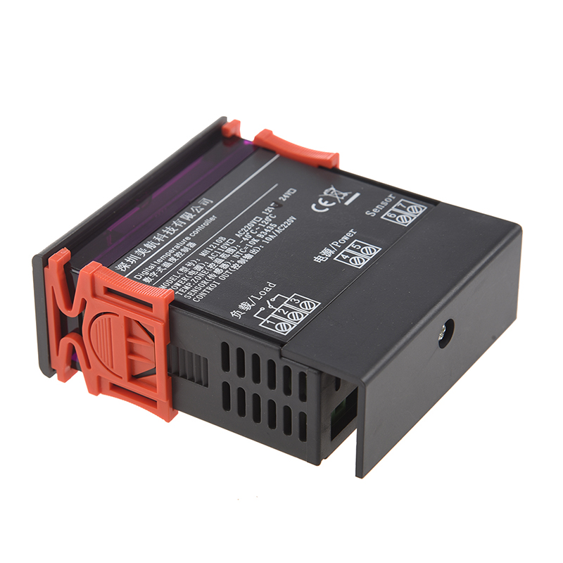 Digital Temperature Controller Thermocouple With Sensor (-40~120 Celsius(12V))