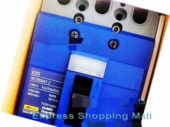 New EZD100E 3P 30A EZD100E3030N Plastic Breaker
