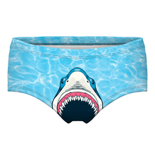 LEIMOLIS Killer Shark Animal funny print sexy hot panties female kawaii Lovely u