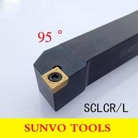 Sclcr1616h09/scl1616h09 uso carboneto inserir ccgt ccmt/ccgt09t304 ccmt09t304 cnc ferramentas de gerencio scgcr scgcl|Suporte p/ ferramenta|Ferramenta -