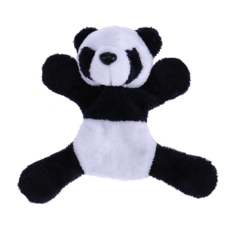 1PC 3D Cute Lovely Soft Plush Panda Fridge Magnet Refrigerator Sticker Children Birthday Gift Christmas Gifts Souvenir Decor