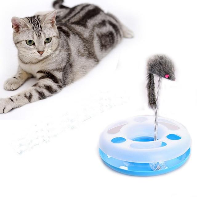 jouet chat meilleur