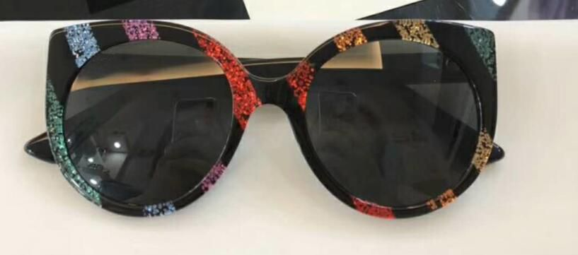 mehrfach schwarzes Weibliche Marke 2018 Rot Luxus Retro Designer Rahmen Frauen Katzenauge Italien Raum rot Für Lkk Oculos Grün Sonnenbrille freier Männer Grün B1gqUKKy