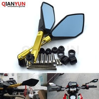 Universal CNC motorcycle mirror motorcycle side mirror 8mm 10mm For BMW K1600 K 1200 1300 S/R/GT R1200R/S/GS