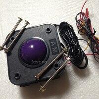 4,5 см di Diametro track ball ps/2 порта для la scheda madre del PC gioco/Arcade Macchina del Gioco/Macchina del gioco Accessorio