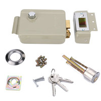 Electric Lock Electronic Door Lock for Video Intercom Doorbell Door Access Control System Video Door Phone Best for Home