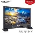 Seetec FS215-S4K 21 5 Zoll IPS 1920x1080 3G-SDI 4K HDMI Broadcast-Monitor 21 5
