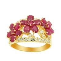 2017 Ци Xuan_Fashion Jewelry_Red камень простые элегантные женские Rings_S925 Твердые Щепка Мода Rings_Manufacturer непосредственно продаж