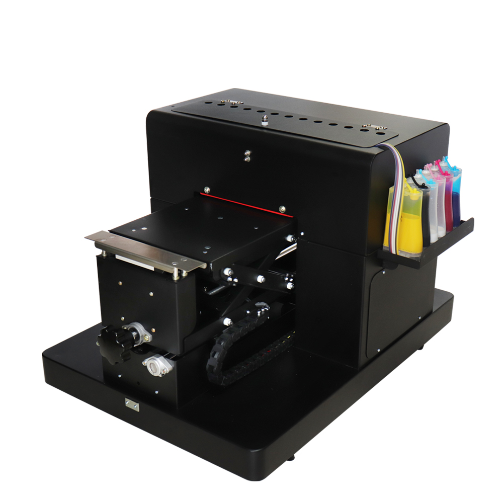 Multifunctional A4 size flatbed printer machine for print CD /DVD - Office Electronics - Photo 1