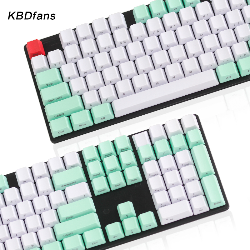 все цены на side printed keycaps thick pbt wasd with keycap puller esc red for wried mechanical gaming keyboard онлайн