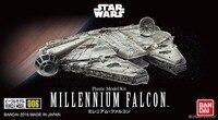 Bandai Star War VM 06 Millennium Falcon Vehicle Model Plastic model Toys Figure Toys Figure