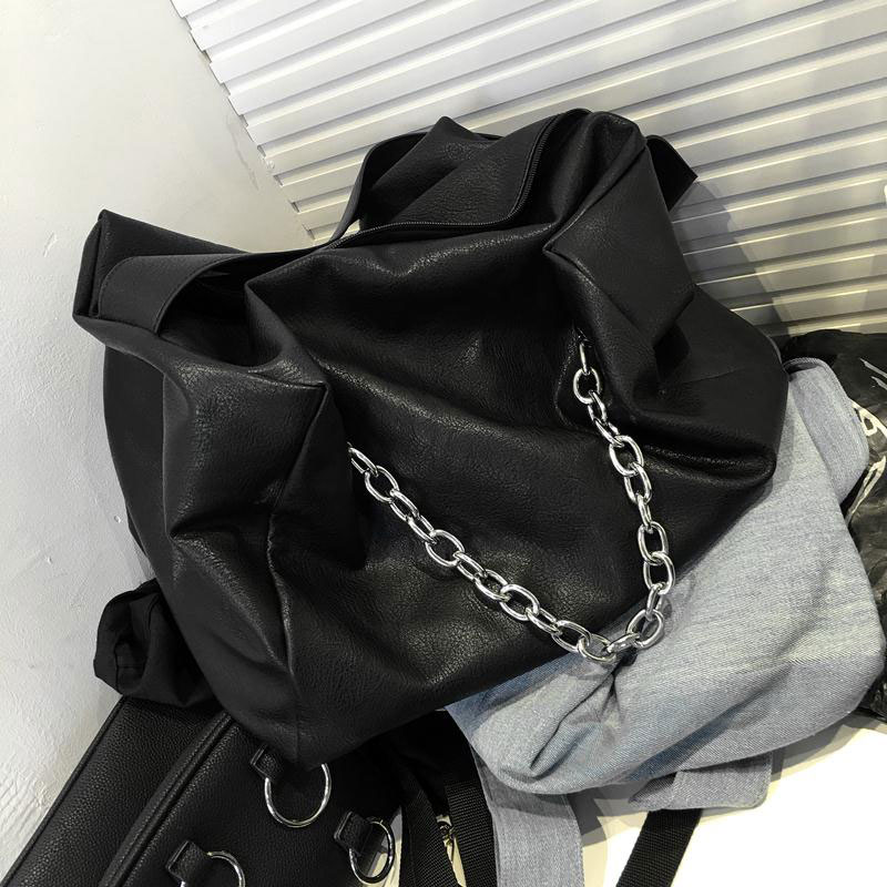 Big Bag For Women Soft Leather Hobo Handbag