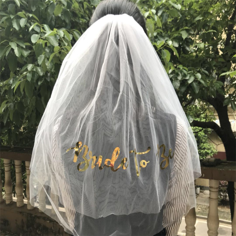 Bachelorette-Party-Supplies-veil-Bride-to-Be-gilded-veil-Team-Bride-Bridal-Shower-Wedding-Decoration-Hen