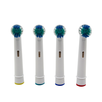 4pcs pack Soft Toothbrush Head for Oral B Electric Toothbrush