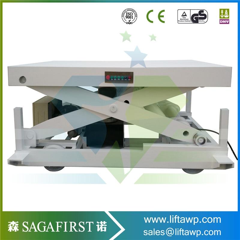 1500KG Scissor Lifting Table  Equipment