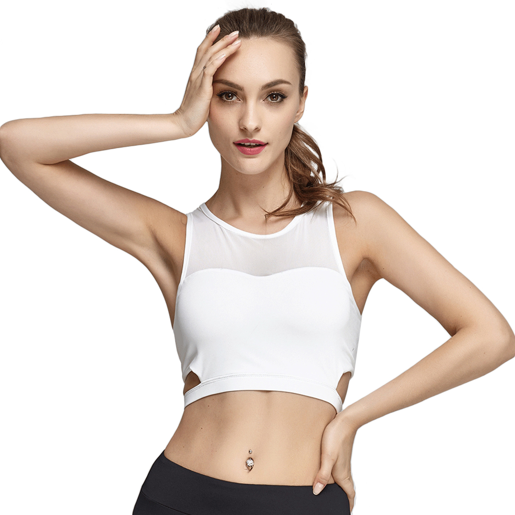 Women Bra Gathered Shock Bra Mesh Gauze Bra Fashion Hot Sale Autumn And Winter New High Quality Soft And Comfortable