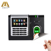 Wholesale Zk Biometric Fingerprint Time Attendance Optional Printer Function Web Server TCP IP Linux System RFID