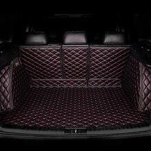 HeXinYan Custom Car Stamm Matten für Haval alle modelle H1 H6 H8 H2 H3 H5 H9 H7 H2S H6coupe auto styling auto zubehör
