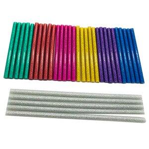 10 pcs 7x100mm 7x200mm Hot Melt Glue Sticks For Electric Glue Gun Car Audio Craft Repair General Purpose Adhesive Sticks