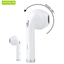 Discount! 2017 Newest Bluetooth V4.1 Earphone Headphone Mini Wireless Earpiece Stereo v1 Sport Headset for iPhone 7 plus 7 Samsung Xiaomi