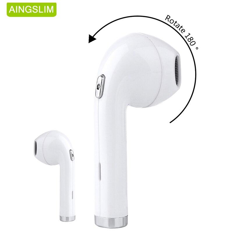Newest Bluetooth V4.1 Earphone Headphone Mini Wireless Earpiece Stereo v1 Sport Headset for iPhone 7 plus 7 Samsung Xiaomi