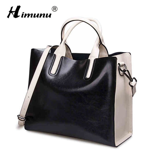 luxury women designer handbags high quality brand Cowhide Genuine Leather  Handbags women messenger bags bolsa feminina 6a687720d91db