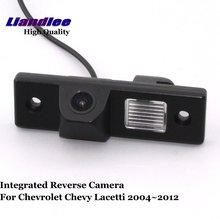 цена на Liandlee For Chevrolet Chevy Lacetti 2004~2012 Car Rearview Reverse Camera Backup Parking Rear View Camera / Integrated SONY CCD
