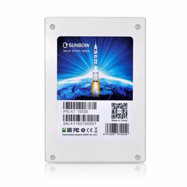 TC-SUNBOW Новое поступление выгодная цена 16 Гб до 480 2,5 дюйма SSD HDD SATA3 Внутренний твердотельный накопитель для ноутбука, настольного компьютера