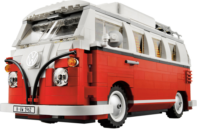 Factory LEPin Blocks Famous Car Model DIY Building Toys for Kids Gifts Children Educational Creator Volkswagen Camper Van 21001 hot sale 1000g dynamic amazing diy educational toys no mess indoor magic play sand children toys mars space sand