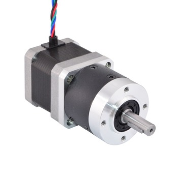 5:1 High Precision Planetary Gearbox Nema 17 Stepper Motor L=39mm 1.68A 4-lead 42 Motor