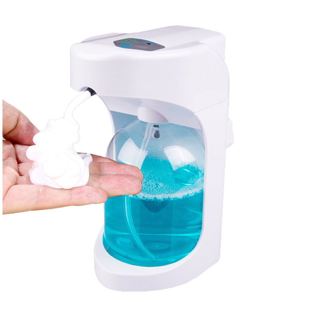 SD-500 Automatic Foam Soap Dispenser Sensor Function Liquid Soap Dispensers Foam Dispensers 500ml Built-in Infrared Smart Sensor