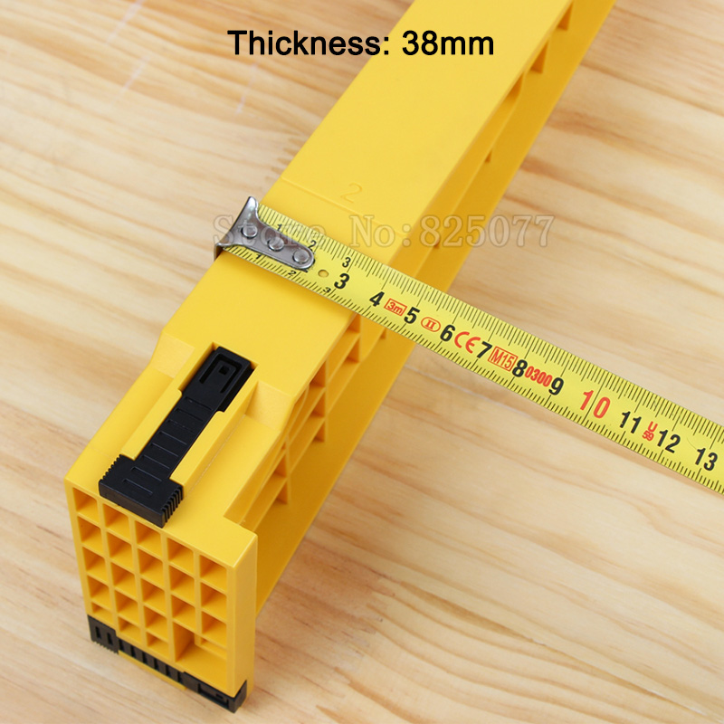 Купить с кэшбэком 1 Set Drawer Slide Mounting Tool Cabinet Installation Jig JF1434